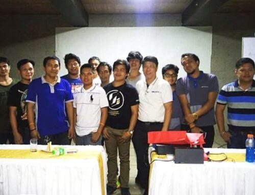 Double AOCI Training and Products Update at Bakasyunan Resort Tanay